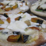 石窯焼きのピザの販売