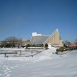 冬の文化公園