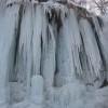 七条大滝 2012冬
