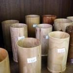 木製の工芸品