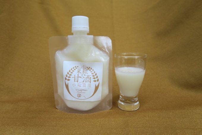 小坂農園の米麹甘酒